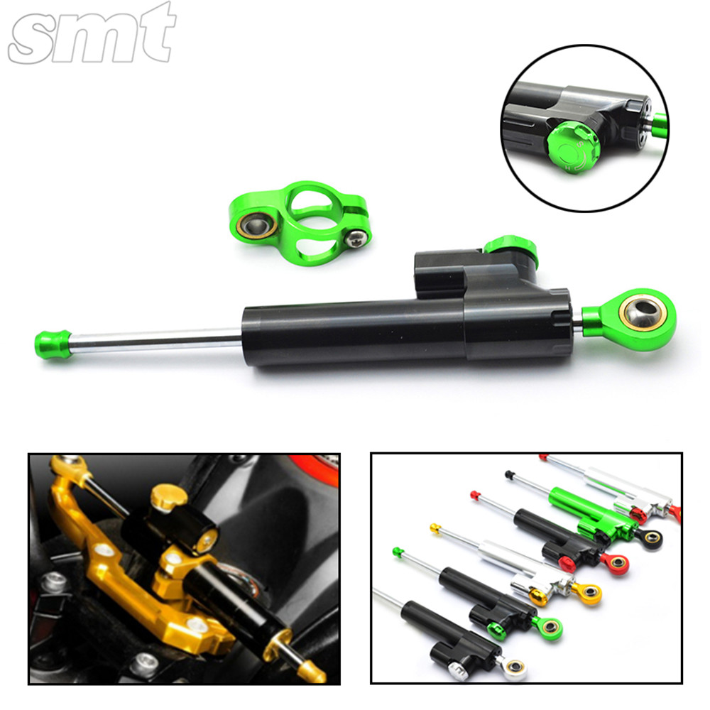 Universal Aluminum Motorcycle CNC Steering Damper For honda PCX 125/150 CBR900RR CBR 900 RR 1993 1994 1995 1996 1997 1998 1999 for kawasaki zzr400 zx400n 1993 1999 cnc aluminum adjustable motorcycle brake clutch lever zzr 400 1994 1995 1996 1997 1998