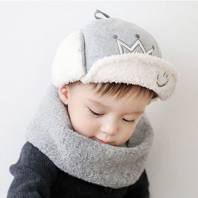 89736f3acd3 Baby Boys Girls Tie Up Hat Infant Spring Beanie Summer Cotton Cap Newborn  Baby Cute Lovely
