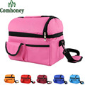 Insulated Lunch Bag Women Thermal Cooler Picnic Bag for Food Storage Picnic Lunch Box Thermal Lunch Box Neoprene Lunch Bag
