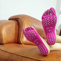 Woman Man Soft Adhesive Foot Pads Beach Sole Footholds Feet Sticker Stick On Soles Flexible Feet