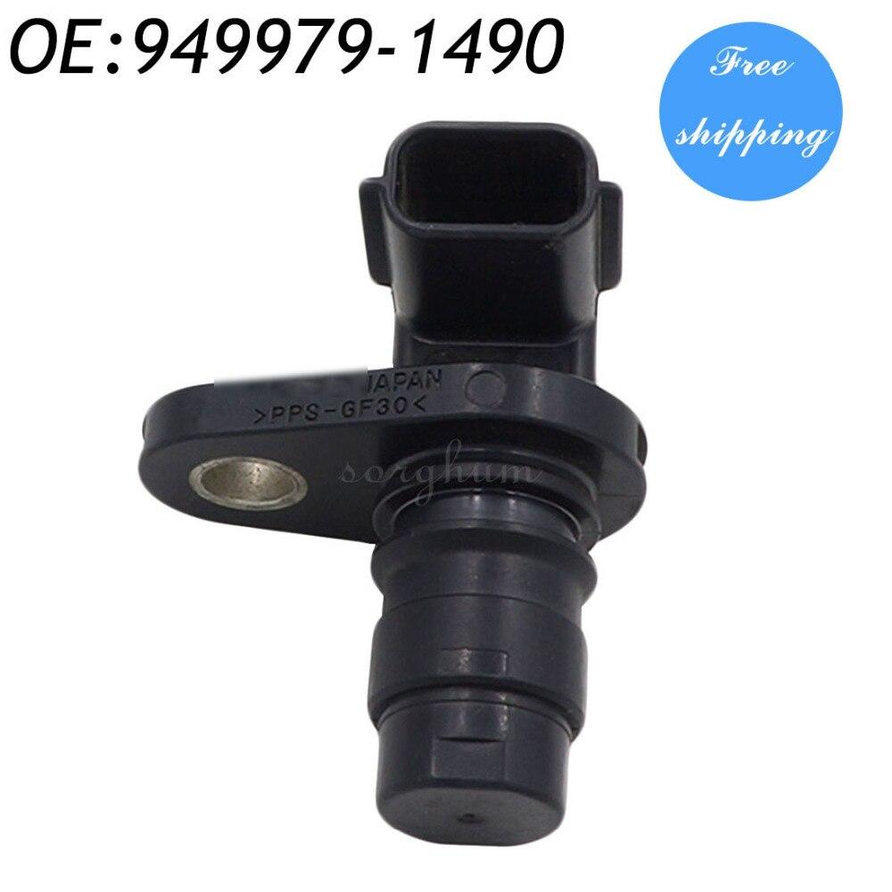 2 pièces capteur de Position de vilebrequin du moteur convient à Nissan 949979-1490 9499791490