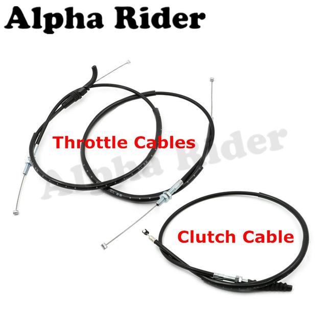 for Kawasaki Ninja 250 R EX250 08 12 Motorcycle Clutch Cable Rope ...