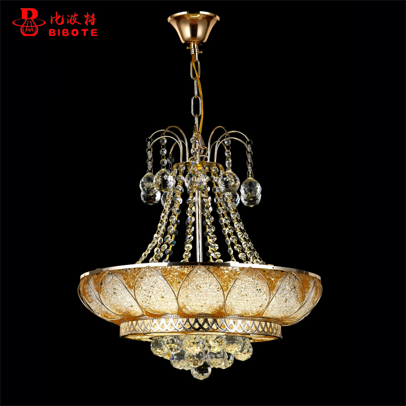 Gold Crystal Chandelier light Fixture Modern LED Bblb Crystal Chandeliers Living Room Chandeliers Guaranteed 100% Free Shipping