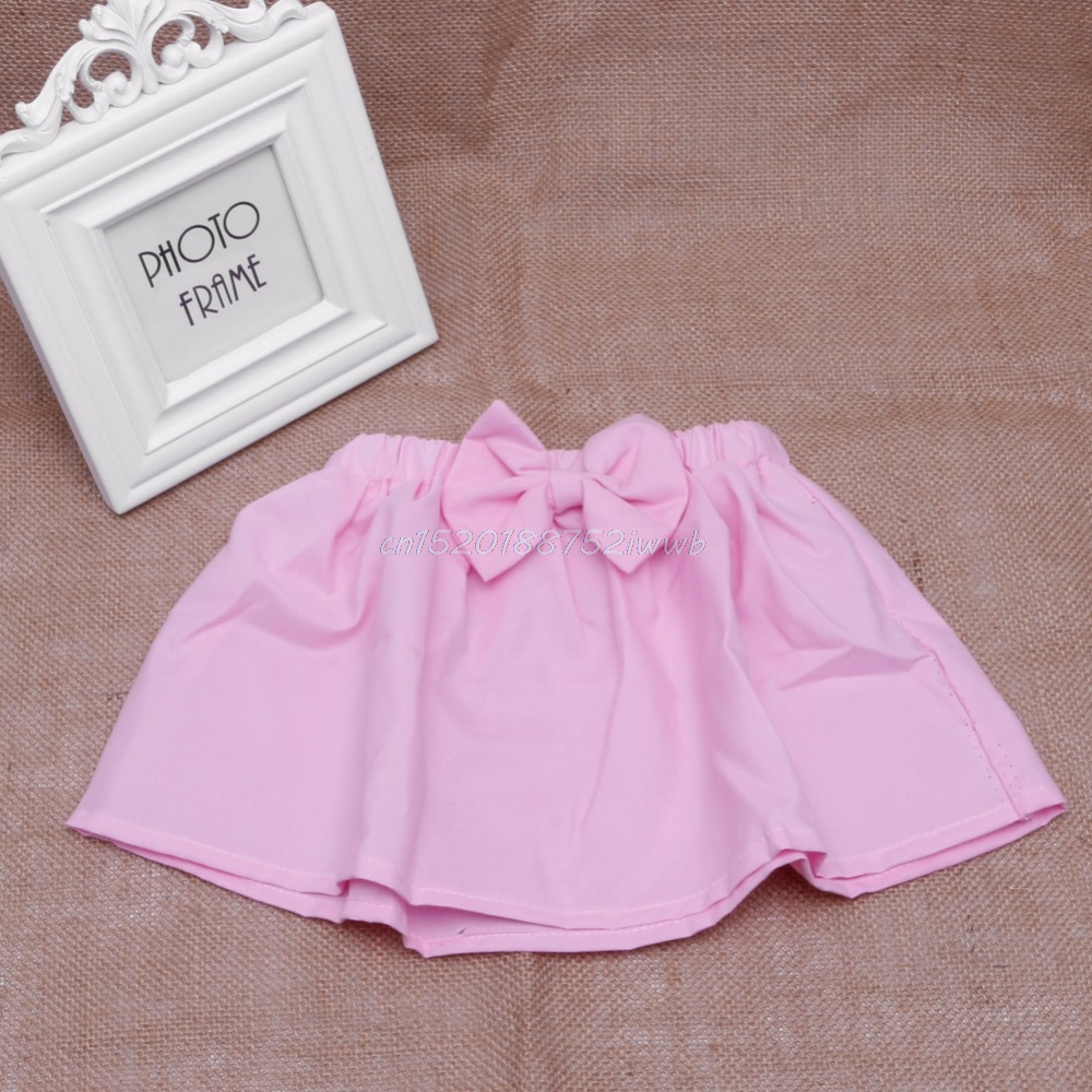 Baby Kid Mini Bubble Tutu Skirt Girl Cute Pleated Fluffy Skirt Party Dance #T026#
