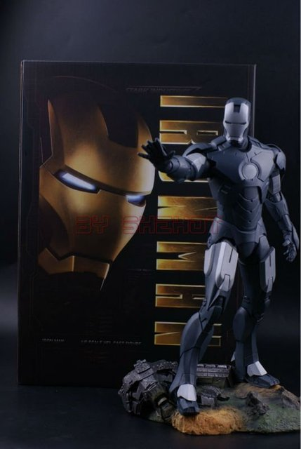 The Avengers/Iron Man/black /Special Edition(Pre-painted /GK/)