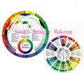1 Unids Rueda de Color Accesorios Para Delineador de Cejas Labios Maquillaje Pigmento de Tinta Del Tatuaje Maquillaje Permanente Cosméticos Suministros Al Por Mayor
