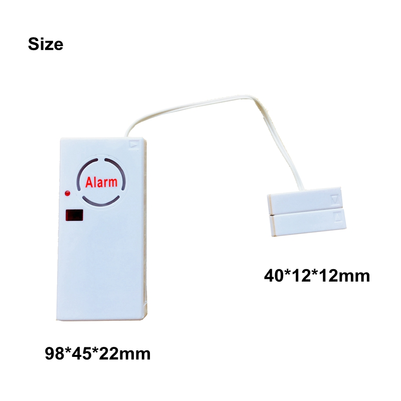 Wireless Remote Control Door Window Alarm Sensor 8