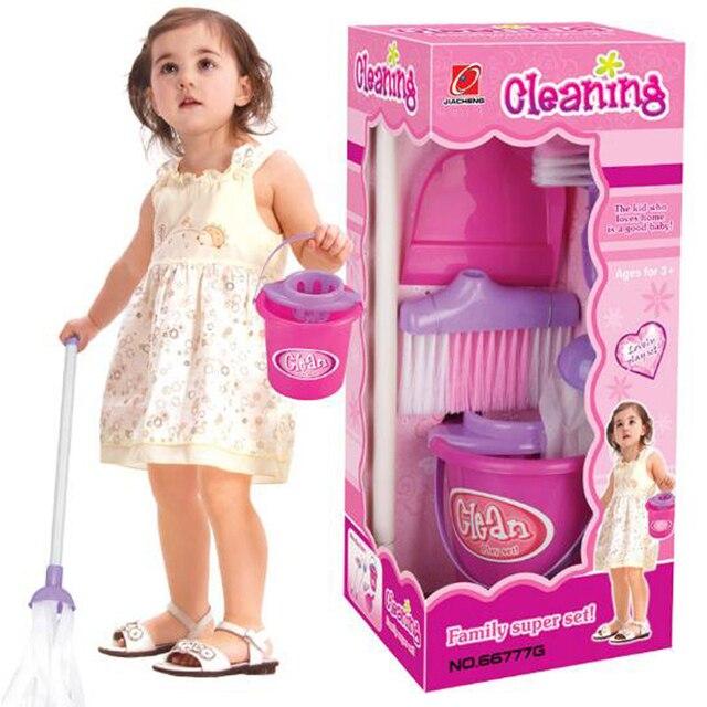 Juegos De Cocina De Barbie | Kawo Ninos Juego De Imaginacion Juguete Muneca Casa De Limpieza