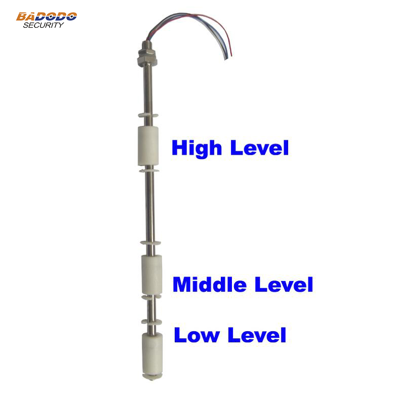 Multi Level Water Oil Level Detector Water Level Sensor