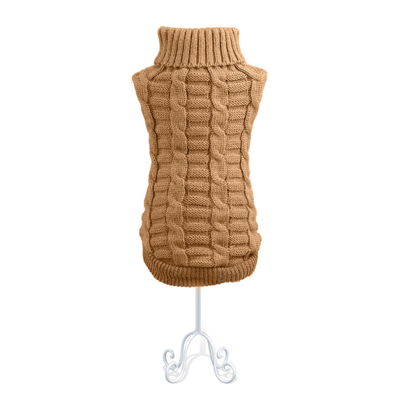Invierno mascotas Perros Gatos ropa suéter tejido de lana clásicos ...