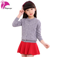 Girls Sweaters Long Sleeve Turtleneck Knitted Sweaters For Girls Children Clothing Autumn Winter Outerwear Teenagers Knitwear