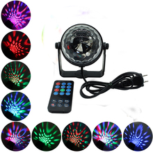 Led Disco Light Stage Lights DJ Ball Lumiere Sound Activated Laser Projector effect Lamp Music Christmas Party HD