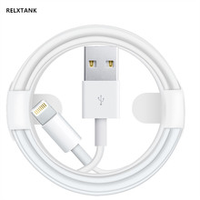 High Speed Original Relxtank Chip Data USB Cable For Apple iPhone