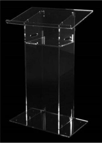 Free Shipping  Cheap Acrylic Podiums   Lecterns  Acrylic Podium Acrylic Podiums   Lecterns