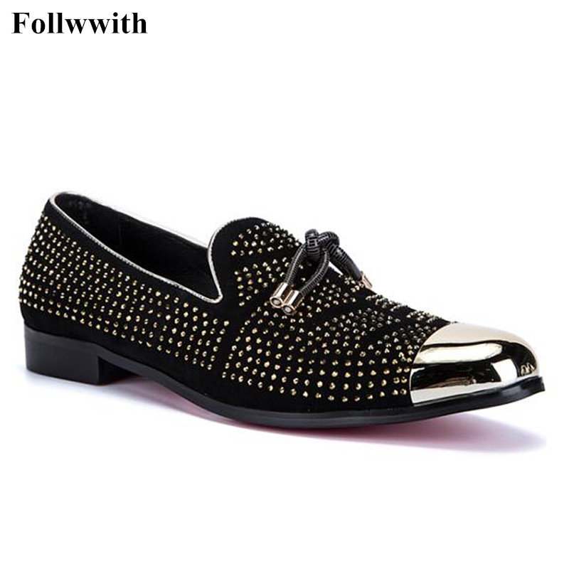 Newest Men Loafers Metal Shiny Round Toe Cross-tie Metal Decoration Handmade Men Shoes Flats Sapatos Mujer 2017 new flats men shoes zip round toe leather men loafers shoes fashion brand outdoor shoes casual sapatos masculino