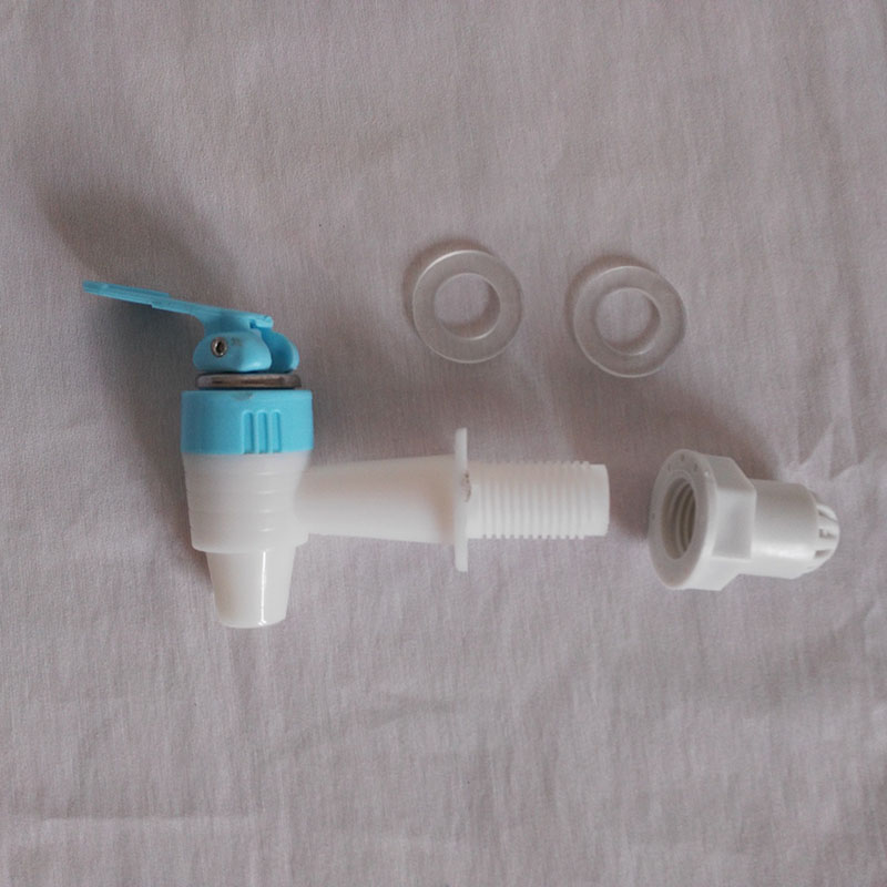 2pc/lot Hot Sale HIGH QUALITY 17mm Bottling Bucket Plastic Water Tap Homebrew Bottling Carboy Spigot