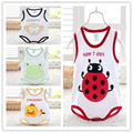 2016 Infant Baby Boys Girls Summer Newborn Cute Clothes Body suit Baby Jumpsuit Playsuit Outfits Sunsuit Costume Clothing Sets