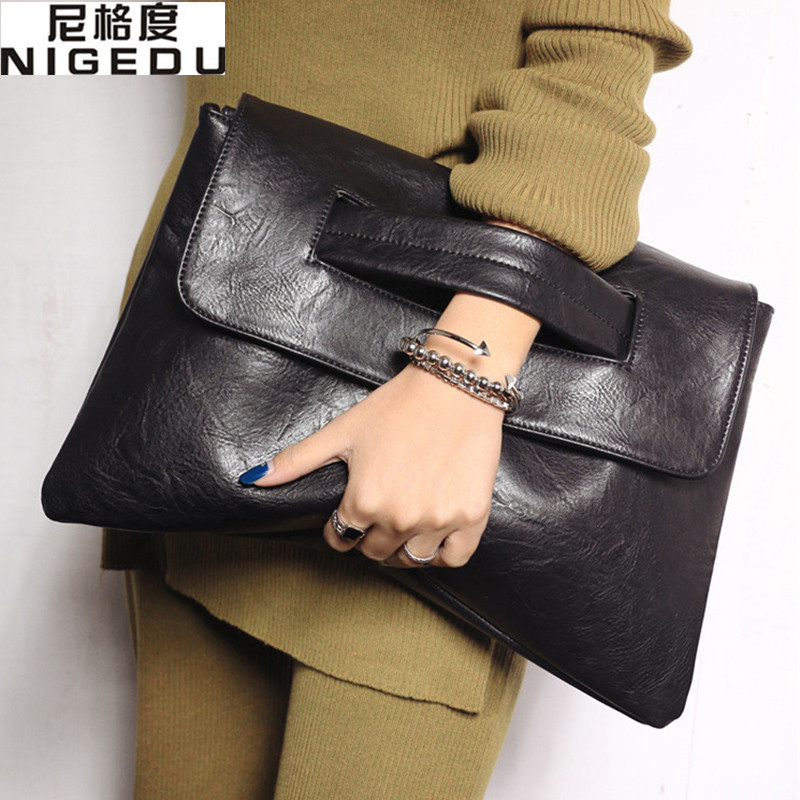 Popular Soft Clutch Bag-Buy Cheap Soft Clutch Bag lots from China ...