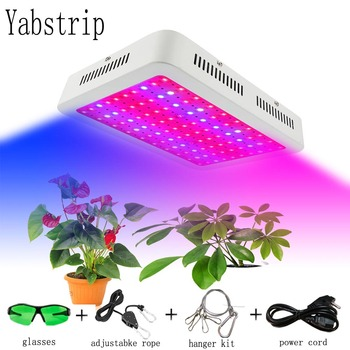 Led Growing Lights | Yabstrip LED Grow Light Full Spectrum 600W 1000W 2000W For Flowers Vegetables Seeding Greenhouse Grow Tent Plants Grow Led Lamp
