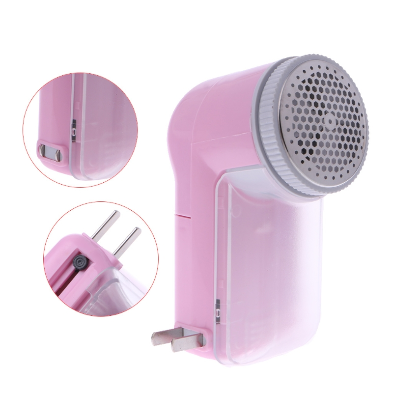 1Pc Portable Fuzz Shaver Electric Clothes Lint Remover Portable Pellets Cut Machine New new diy fuzz