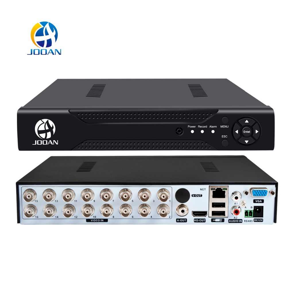 DVR 16CH 8CH 4CH CCTV Video Recorder untuk CVBS AHD Kamera Analog Kamera IP Camera ONVIF P2P 1080P Video pengawasan DVR Perekam