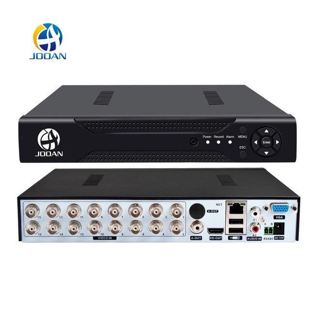 DVR 16CH 8CH 4CH видеорекордер наблюдения для CVBS AHD аналоговая камера IP камера Onvif P2P 1080P камера видеонаблюдения рекордер