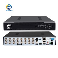 DVR 16CH 8CH 4CH CCTV Video Recorder For CVBS AHD Camera Analog Camera IP Camera Onvif P2P 1080P Video Surveillance DVR Recorder