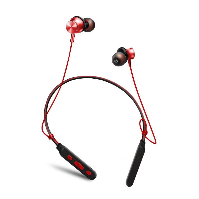 Teamyo Sports Wireless earphones Bluetooth headset IPX7 waterproof bass Wireless headphones bluetooth Neckband With mic