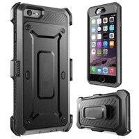 Voor iPhone 6 6 s Plus Case Supcase Eenhoorn Kever Pro serie Zware Robuuste Armor Telefoon Shockproof Achterkant Behuizing Case