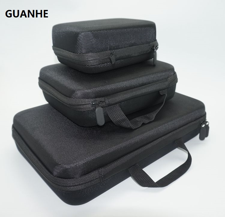 GUANHE 3.5 Inch External hard drive Bag for WD seagate Case Pack / Headset bluetooth Wireless Keyboard tablet/MINI PC