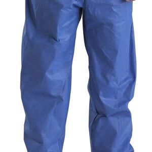 Image 4 - 3M 4532 معطف واقي غرف الأبحاث الملابس ومكافحة ساكنة مكافحة الكيميائية السائل سبلاش الإشعاع حماية فعالة الجسيمات