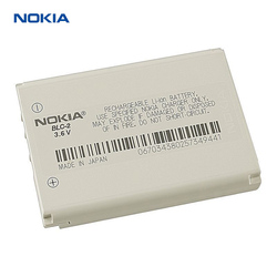 Original Nokia 3310 Phone battery for Nokia 1260 2260 3315 3320 3360 3390 3410 3510 3520 3310 3595 6010 6800 3350 3330 BLC-2