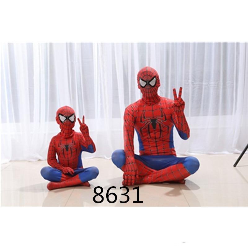Venom Spider Man Cosplay Costume Children Halloween Costumes For Boys Girls Black Superhero Fancy Kids Children Family matching