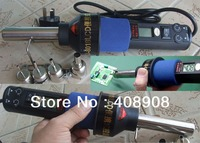For AC 220V 450 Celsius Degree 450W LCD Hot Air Desolder Soldering Station ICs SMD BGA