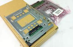 Бесплатная доставка 654540-001 2.5 до 3.5 Жесткий диск передачи кронштейн горячей замены жесткий диск кронштейн для HP Gen8 /N54L