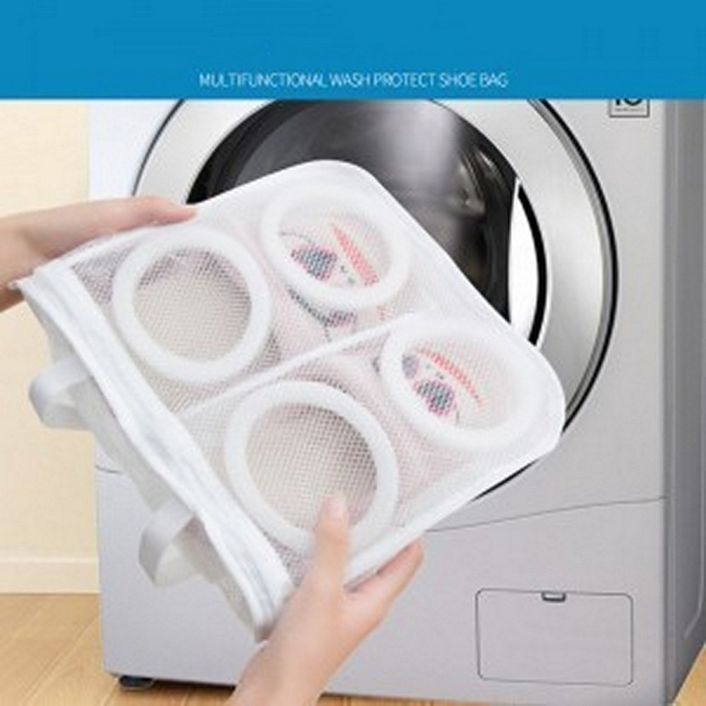 Machine Laundry Washing Home Use Mesh Clothing Clothes Underwear Organizer  Washing Bags Bra Mesh Net  Shoes Organizer Bag