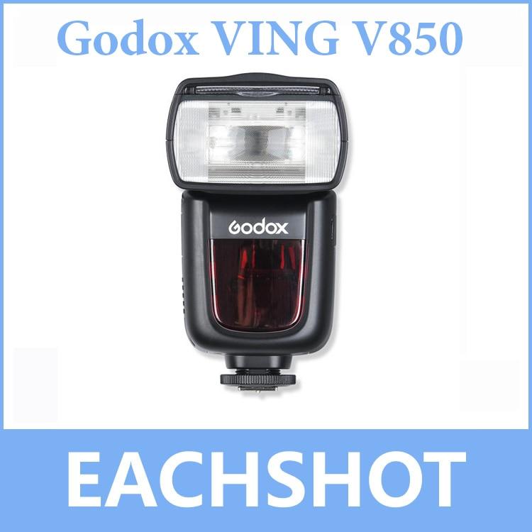 Godox VING V850 Li-ion Manual Recycling Charge Speedlite Lithium-ion Flash recycling fun