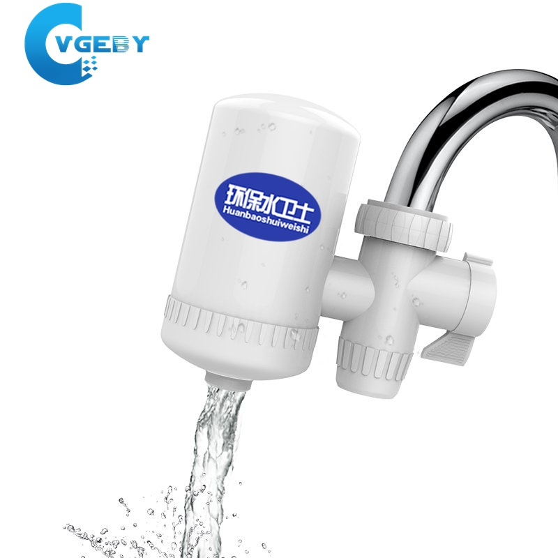 Home Kitchen Water Filter Faucet Healthy Ceramic Cartridge Tap ...