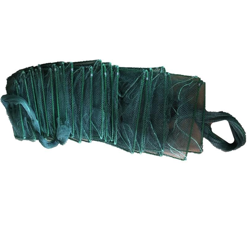 gaiola forte com nó material rede pesca