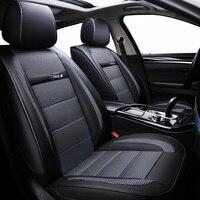 Новые роскошные кожаные универсальное автокресло крышка для opel vectra c astra j meriva insignia zafira mokka corsa c astra k Авто стиль