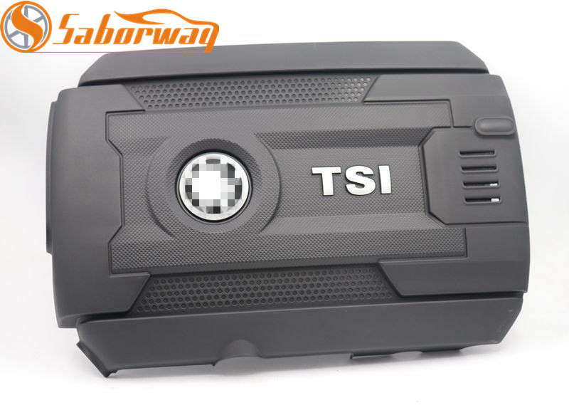 Saborway Upper Engine Cover Assembly For VW Golf 7 GTI 2013-2017 PASSAT B8 L TOURAN L TIGUAN L EA888 1.8 T 2.0 T 06K 103 925 T t bądarzewska baranowska l esperance