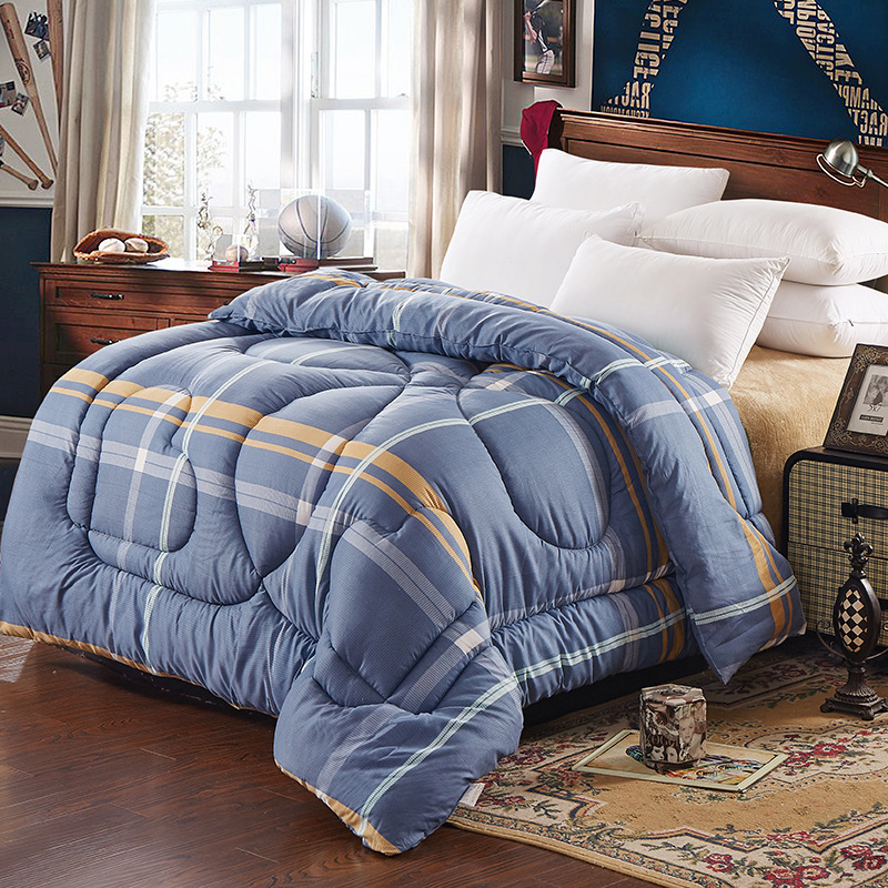 Fashion design comforter stitching quilt spring summer polyester quilt bedding filler filling for Designer linens and home fashions