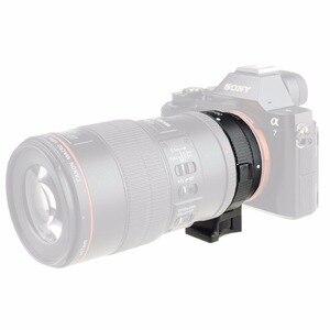Image 5 - Auto Focus EF NEX Objektiv Mount Adapter für Sony Canon EF EF S objektiv zu E mount NEX A7 A7R A7s NEX 7 NEX 6 5 Kamera Volle Rahmen