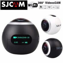 Original SJCAM SJ360 Panorama WiFi 2K 30fps Sports Action Camera 12MP Fisheye Lens 220 Degree FOV VR Video Recording