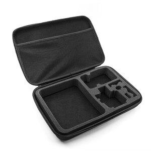 Image 3 - مقاوم للماء حجم كبير إيفا تخزين حقيبة حافظة ل Gopro بطل 5 3/3 4 جلسة SJCAM SJ4000 ل الذهاب برو اكسسوارات