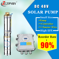 Solar Water Pump Controller Reorder Rate Up To 80 Dc Solar Water Pump