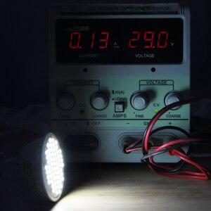 Image 4 - Lampe led 5 pièces e27 E14 GU10 MR16, super 3W, Ac Dc 12 24 V