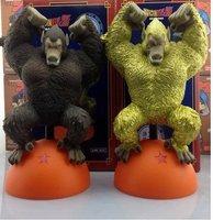 Hot 28cm Dragon Ball Z Vegeta King Kong Action Figure PVC Collection Figures Toys Men Christmas