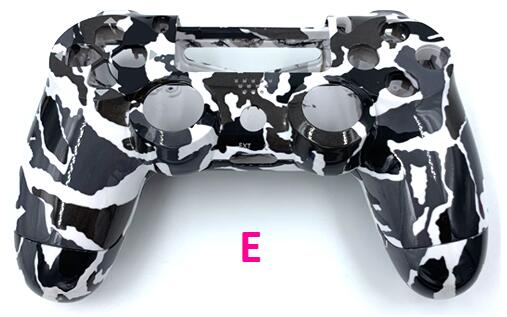 US $6 8 |DIY Custom Housing Shell Case Skin Front Back Cover for Sony  Playstation 4 PS4 Controller Gamepad Repair-in Cases from Consumer  Electronics