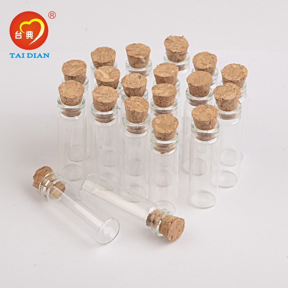 Buy 2ml mini glass bottles pendants with for Diy crafts with glass jars and bottles